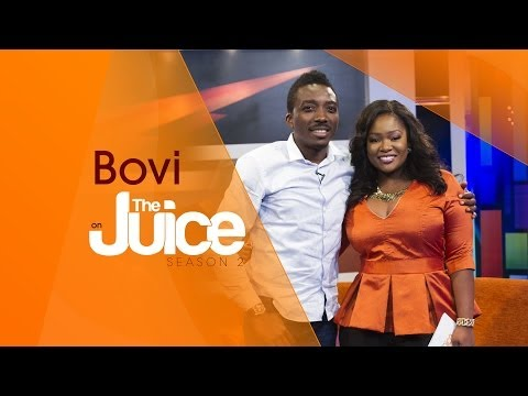 Bovi on the Juice (Season 2) @NdaniTV