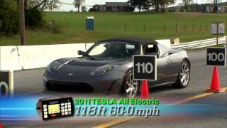 Road Test: 2011 Tesla Roadster