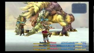 getlinkyoutube.com-Final Fantasy XII Hunt Behemoth King