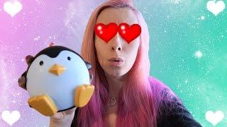 getlinkyoutube.com-Squishy Pinguino Ciccioneeee *-* Nuovi squishy