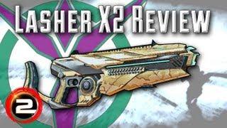 getlinkyoutube.com-Lasher X2 [VS] Weapon Review/Guide - PlanetSide 2
