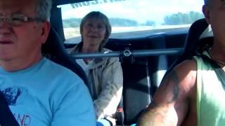 getlinkyoutube.com-Mercedes 1000Hp.  Girl vs my parents reaction
