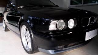 getlinkyoutube.com-BMW E34 ///M5 1995  (SIGNORINI Estetica Automotiva)