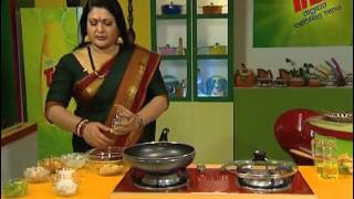 getlinkyoutube.com-Alpana Habib's Recipe: Dim er Chachri