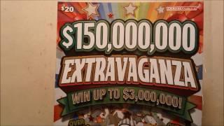 getlinkyoutube.com-$20 Scratch off Lottery Ticket -- Hoosier Lottery