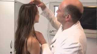 getlinkyoutube.com-Hautscreening Hautkrebsscreening Gesundheitstage