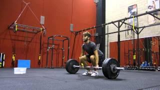 getlinkyoutube.com-Girata 75 Kg. - Francesco Soffritti - Wushu Team Ferrara
