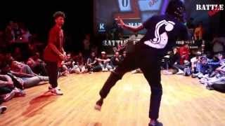 getlinkyoutube.com-Battle BAD 2015 - KILLASON vs BOUBOO - HIP-HOP SEMI FINAL