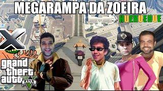 getlinkyoutube.com-GTA V PS4 - MEGARAMPA DA ZOEIRA #Hu3