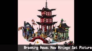 getlinkyoutube.com-Lego Ninjago 70751 Temple of Airjitzu Details