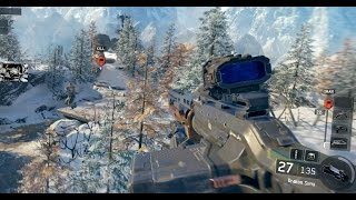 getlinkyoutube.com-Pamaj - Drakon Thermal Sniper Rifle Black Ops 3 Multiplayer Gameplay