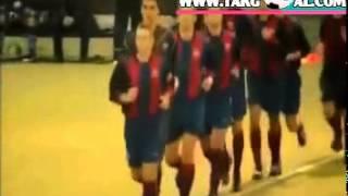 فوتبال مسی در سنین نوجوانی | www.takgoal.com