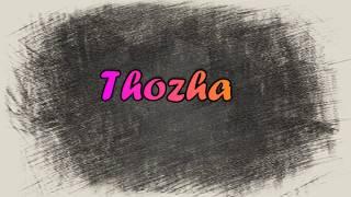Nanba Enna Maranthutiya lyrical   Friendship   Short Lyrical   WhatsApp Status