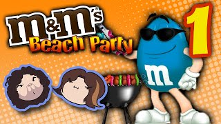 getlinkyoutube.com-M&M's Beach Party: 50 Shades of Glitch - PART 1 - Game Grumps VS