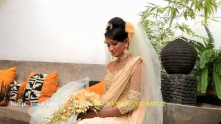 getlinkyoutube.com-Sri Lankan Brides By Champi Siriwardana