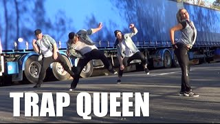 getlinkyoutube.com-Fetty Wap - Trap Queen #DanceOnTrap