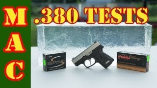 getlinkyoutube.com-Testing the .380 for Self Defense