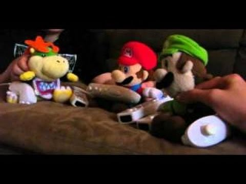 Sdb Movie: Mario's Babysitting Misadventure
