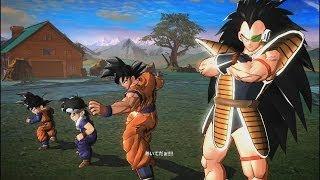 getlinkyoutube.com-ドラゴンボールZ BATTLE OF Z #57 「悟空一家大集合」 SS-Rank | vs Goku Family 【DBZ BOZ】