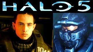 getlinkyoutube.com-Halo 5 - Who is Fred? Who are Blue Team?
