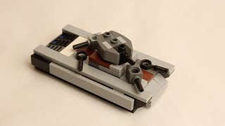 getlinkyoutube.com-Micro tank t35 lego