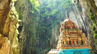 Batu Caves near Kuala Lumpur, Malaysia