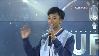 getlinkyoutube.com-Fajar Nugra: Semangat Kuliah (SUPER Stand Up Seru eps 226)
