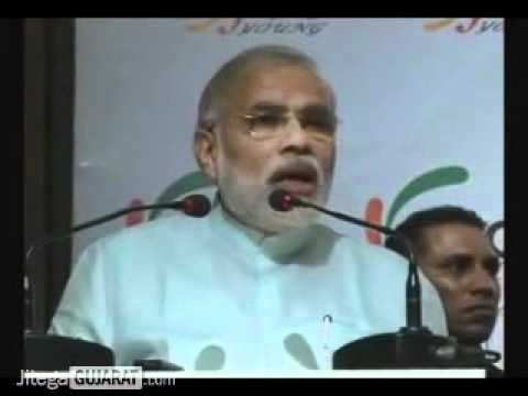 Narendra Modi's speech at 'Proud to be Indian', organised by YFLO