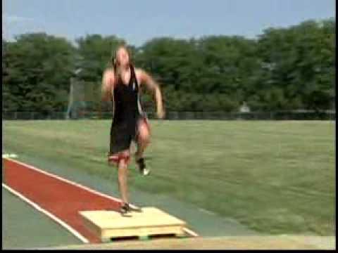 Will Freeman:  Coaching High School Track & Field - Long Jump