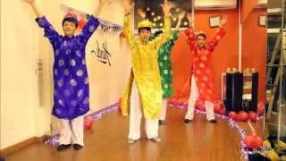 getlinkyoutube.com-Hướng dẫn bài nhảy flashmob chào xuân 2014 MIRROR RÚT GỌN