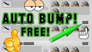 getlinkyoutube.com-How to auto bump trades on CS:GO Lounge for free (tutorial)