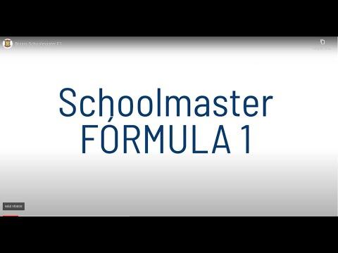 Brains Schoolmaster F1