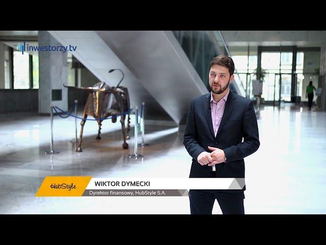 HubStyle S.A., Wiktor Dymecki - Dyrektor finansowy, #37 PREZENTACJE WYNIKÓW