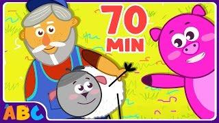getlinkyoutube.com-Old MacDonald Had A Farm | Nursery Rhymes Playlist For Children | All Babies Channel