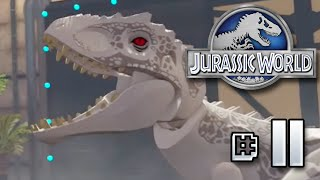 getlinkyoutube.com-INDOMINUS REX!! Jurassic World LEGO Game - Ep11