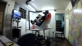 getlinkyoutube.com-6DOF stewart platform motion simulator - From Leandro Tercette