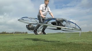 getlinkyoutube.com-Homemade Hoverbike