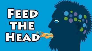 getlinkyoutube.com-Strangest Game Ever! | Feed The Head