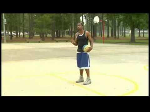Basketball Tips : Focusing for Basketball Free Throws