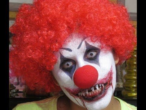 Halloween Payaso Diabolico