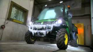 getlinkyoutube.com-Farragut Lawn and Tractor - John Deere Gator vs The Expected E5 Real World