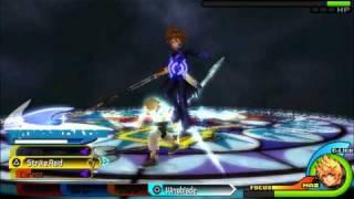 getlinkyoutube.com-[BbS Mod] Roxas vs Sora