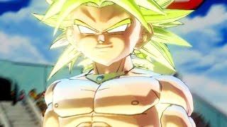 getlinkyoutube.com-TEEN BROLY  - Dragon Ball Xenoverse 2 Mods | Pungence