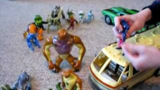 getlinkyoutube.com-BEN10 & ALIENS vs VILGAX & GHOSTFREAK