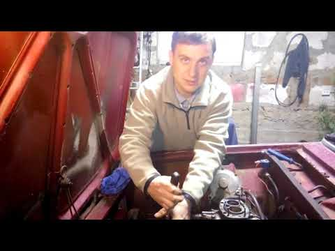 Замена прокладки под клапанной крышкой ВАЗ 2101—2107 классика