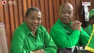 'Wako waliodhani CCM ingekufa na walishajiandaa'-Kikwete width=