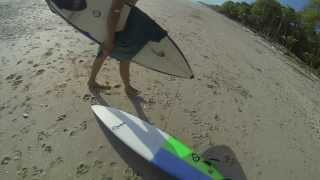 getlinkyoutube.com-GoPro POV Surfing Costa Rica
