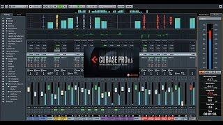 getlinkyoutube.com-Como descargar e instalar la ultima versión de  ( cubase 8.) 2016 ( producción de audio digital )