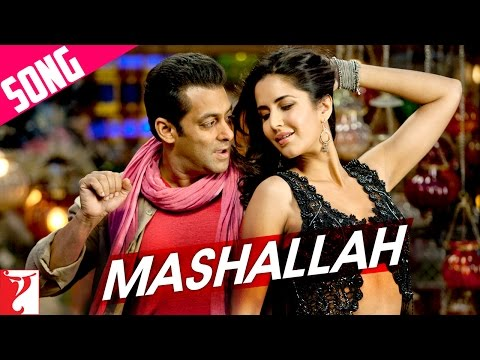 Mashallah - Song - Ek Tha Tiger - Salman Khan &amp; Katrina Kaif -spZuimU6G3g