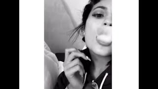 ♢Kylie Jenner Smoking| DELETED snapchats♢